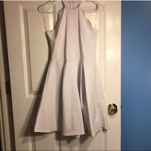 NWT Charlotte Russe bib dress